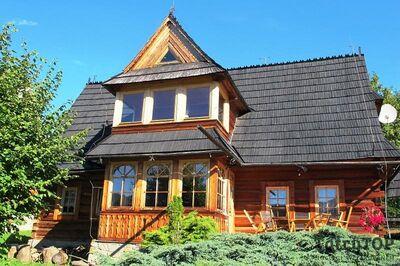 Góralski dom Kościelisko