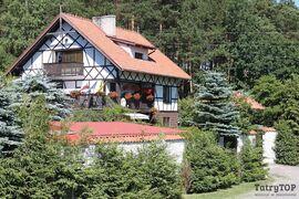 Kaszubski dom Ostrzyce