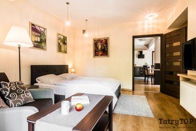 Stara Polana 97 Spa apartament Zakopane