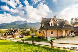 Miśkowa Ostoya Premium sauna house Kościelisko