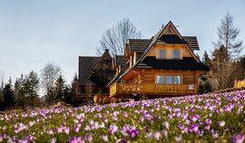 Miśkowa Ostoya sauna Premium dom Kościelisko