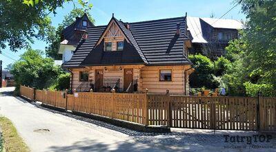 Miód dom Zakopane
