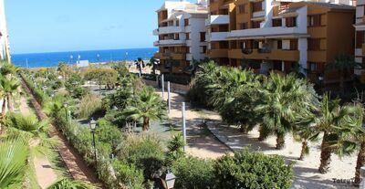 Punta Prima z widokiem na morze apartament Torrevieja
