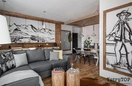 Granitica Platinium 10 apartment Zakopane
