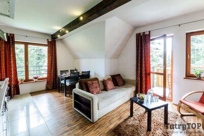 Hiszpański apartament Zakopane