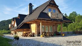 Nad Białką 1 house Czarna Góra