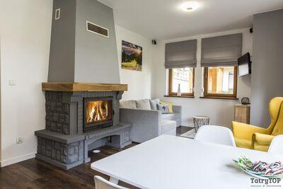 Comfort Kominkowy apartment Zakopane