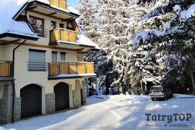 Skalny apartment Zakopane