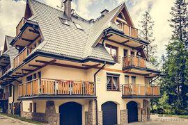 Skalny apartament Zakopane