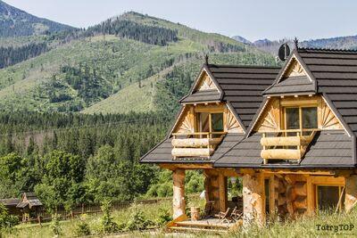 Tatrahytte Nowość house Kościelisko