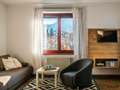 Lipki-Oscar z tarasem widokiem apartment Zakopane