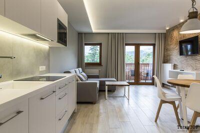 Royal Hill Residence 9 Nowość apartment Zakopane