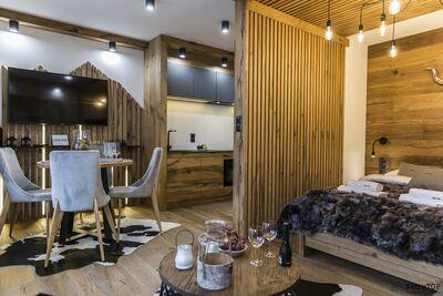 Rezydencja Zakopiańska 2 Leo-VIP Nowość! apartament Zakopane