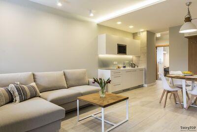 Royal Hill Residence 20 Nowość! apartament Zakopane