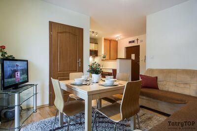 Lipki-Monte apartment Zakopane