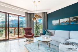 Tatra Resort & SPA 18 Stella Deluxe Nowość apartment Kościelisko