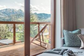 Tatra Resort & SPA 17 Gardena Deluxe Nowość apartament Kościelisko