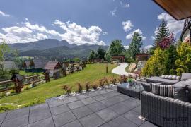 Tatra Resort & SPA 6 z tarasem apartment Kościelisko