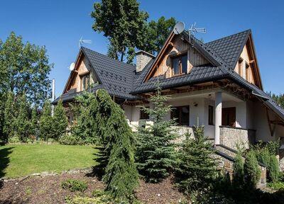 Sywarne kompleks 3 domów house complex Kościelisko