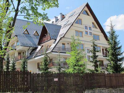 City Krupówki centrum kompleks apartamentów Zakopane