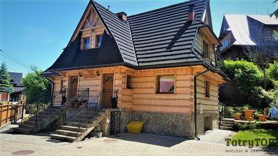 Miód Malina centrum house complex Zakopane
