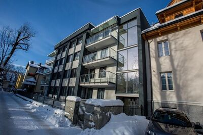 Granitica centrum apartment complex Zakopane