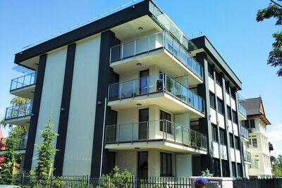Granitica centrum kompleks apartamentów Zakopane