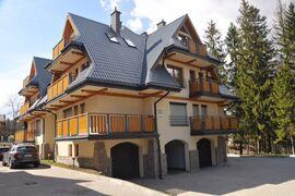 Bory apartment complex Zakopane