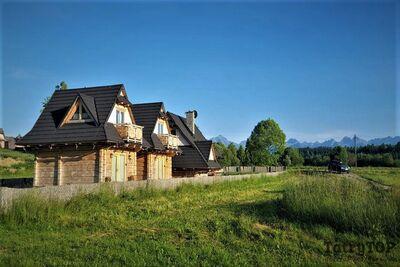Domki nad Białką house complex Czarna Góra