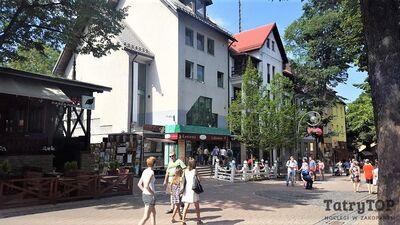 Pokoje Krupówki 48 kompleks apartamentów Zakopane