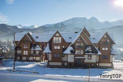 Szymoszkowa Prestige Ski apartment complex Zakopane