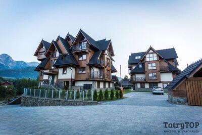Szymoszkowa Prestige Ski kompleks apartamentów Zakopane