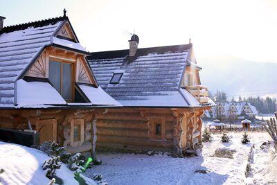 Tatrahytte kompleks domów Kościelisko