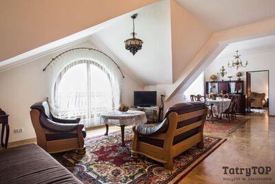 Radowid 27 Excellent for sale apartment Zakopane